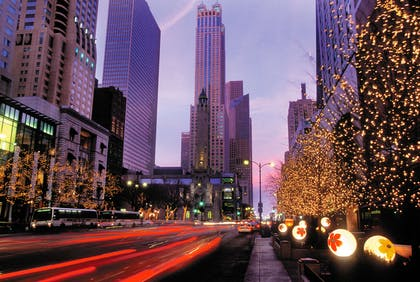 Michigan Avenue | The Westin Chicago River North