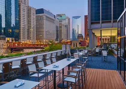 320 River Bar | The Westin Chicago River North