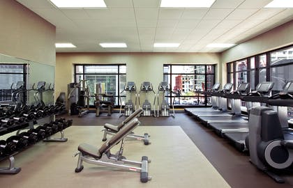WestinWORKOUT Fitness Studio | The Westin Chicago River North