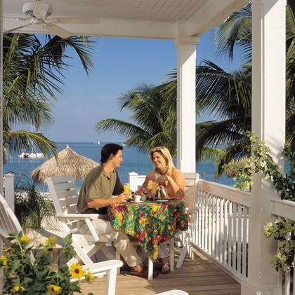 dining | Sunset Key Cottages