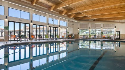 Indoor Pool | Best Western Premier Grand Canyon Squire Inn
