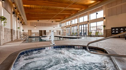 Indoor Pool and Sauna   Best Western Premier Grand Canyon Squire Inn
