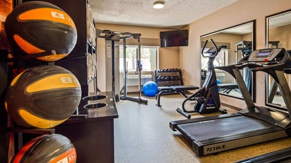 Fitness Center | Best Western Plus At Lake Powell