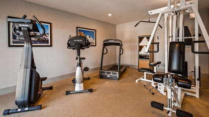 Fitness | Best Western Cedar Inn & Suites