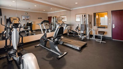 Fitness Center | Best Western Joshua Tree Hotel & Suites