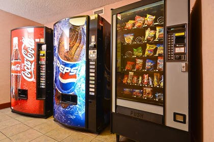 Vending Area | Best Western Executive Inn & Suites