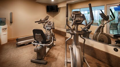 Fitness Center | Best Western Executive Inn & Suites