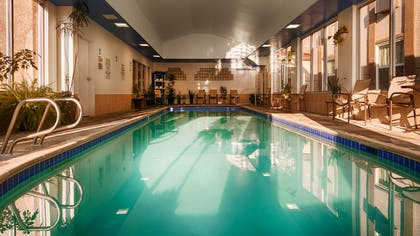 Indoor Swimming Pool | Best Western Executive Inn & Suites