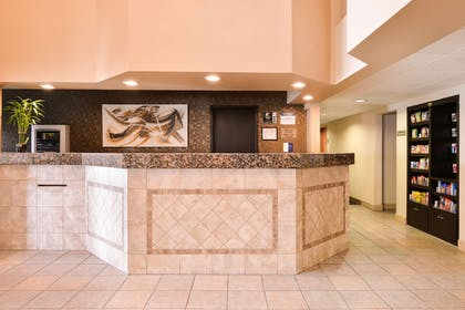 Front Desk | Best Western Executive Inn & Suites