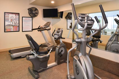Fitness Room | Best Western Executive Inn & Suites