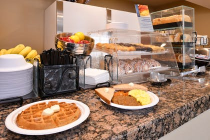 Hot Breakfast Buffet | Best Western Executive Inn & Suites