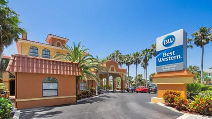 Welcome to the award winning Best Western St. Augustine Beach! | Best Western St. Augustine Beach Inn