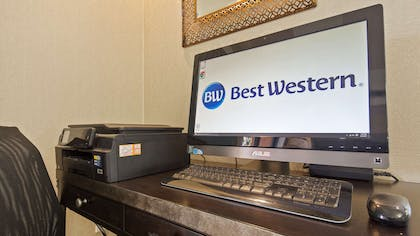 We understand how important it is to stay connected even while you are on the road. Our business center is open during lobby hours and complimentary for guest usage. | Best Western St. Augustine Beach Inn