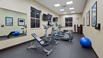 Fitness Center | Best Western Premier Miami Intl Airport Hotel & Suites Coral Gables