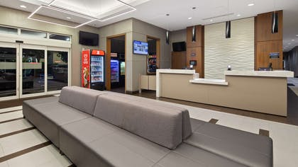Reception | Best Western Premier Miami Intl Airport Hotel & Suites Coral Gables