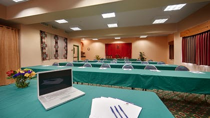 Pow Wow Conference room | Best Western Plus Kentwood Lodge