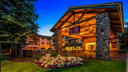 Best Western Plus Kentwood Lodge Welcomes you | Best Western Plus Kentwood Lodge