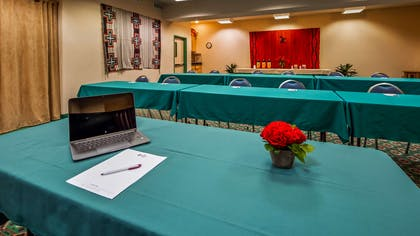 Conference room | Best Western Plus Kentwood Lodge