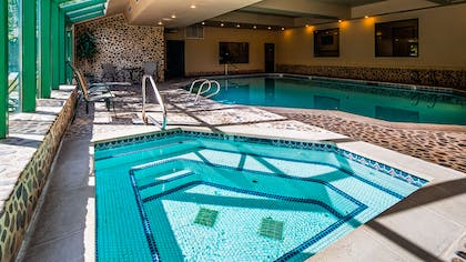 Indoor Pool and Hot Tub | Best Western Plus Kentwood Lodge