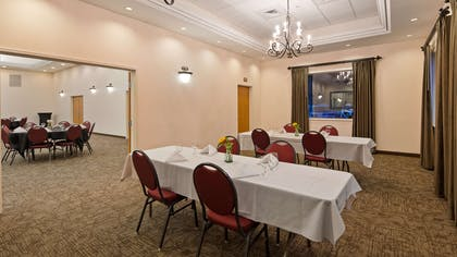 Meeting Room | Best Western Lodge At River's Edge