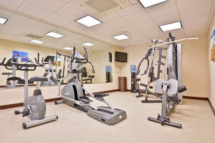 24-Hour Fitness Center | Best Western Plus Green Mill Village Hotel & Suites