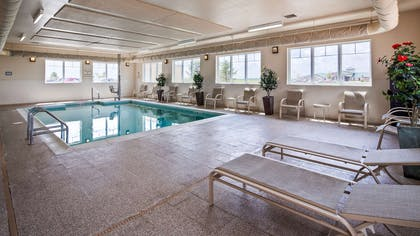 Indoor Heated Pool | Best Western Plus Green Mill Village Hotel & Suites