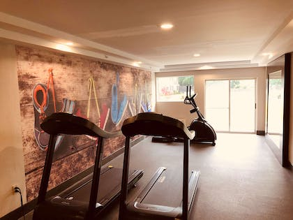Fitness Center | Best Western Plus Chelmsford Inn