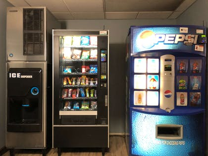 Vending & Ice Machine | Best Western Plus Coldwater Hotel