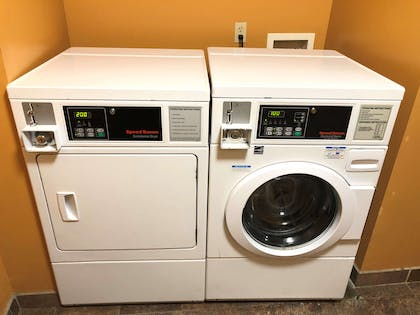 Guest Laundry | Best Western Plus Coldwater Hotel
