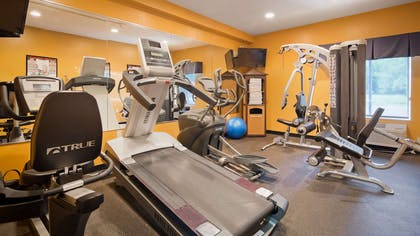 Fitness Center | Best Western Plus Coldwater Hotel