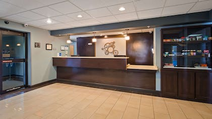 Front Desk | Best Western Plus Coldwater Hotel