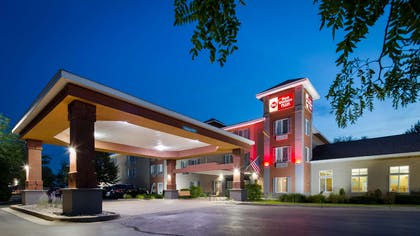 Exterior | Best Western Plus Coldwater Hotel