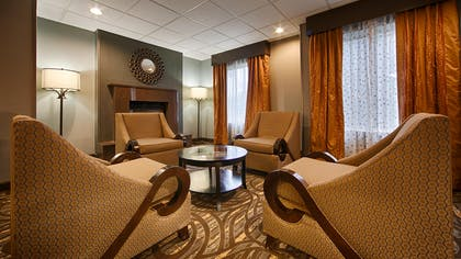 Lobby | Best Western Plus Coldwater Hotel