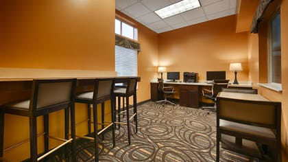 Business Center | Best Western Plus Coldwater Hotel
