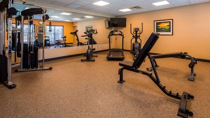 Fitness Center | Best Western Premier University Inn
