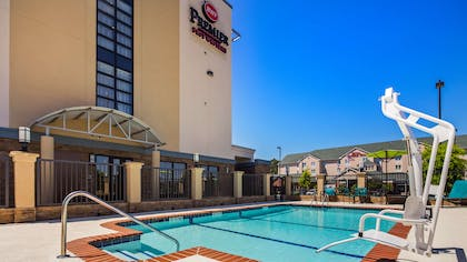 Pool | Best Western Premier University Inn
