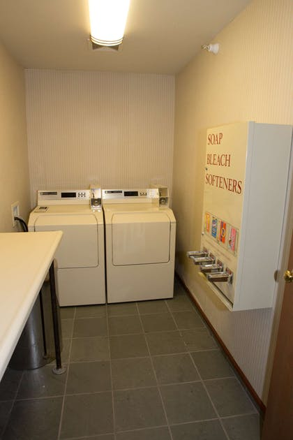 Laundry | Best Western Desert Inn