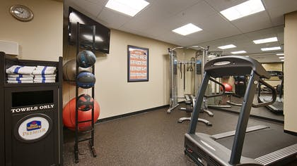 Fitness Center | Best Western Premier Helena Great Northern Hotel
