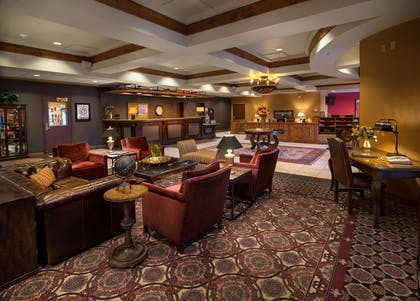 Lobby | Best Western Premier Helena Great Northern Hotel