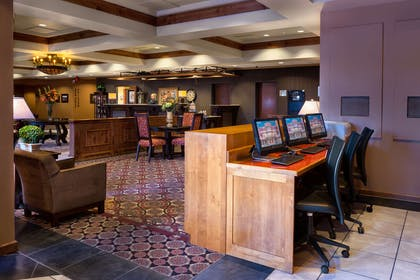 Business Center | Best Western Premier Helena Great Northern Hotel