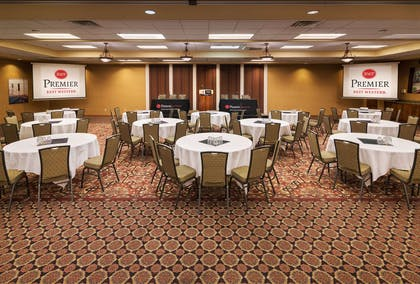 Ballroom | Best Western Premier Helena Great Northern Hotel