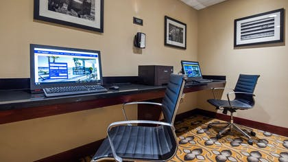 Business Center | Best Western Shelby Inn & Suites