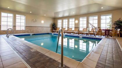 Indoor Pool | Best Western Shelby Inn & Suites