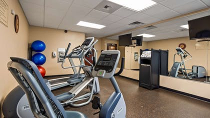 Fitness Center | Best Western Shelby Inn & Suites