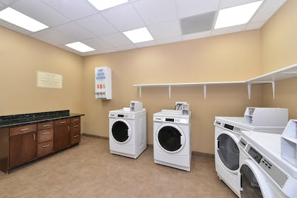 Guest Laundry | Best Western Plus Williston Hotel & Suites