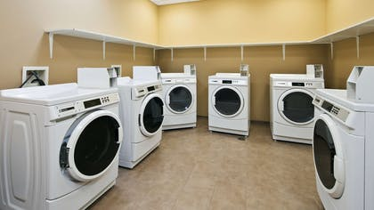 Laundry Facility | Best Western Plus Williston Hotel & Suites