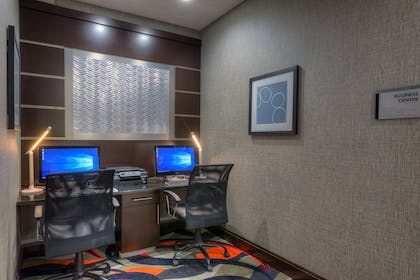 Business Center | Best Western Plus Coweta's 1st Hotel