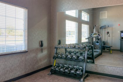 Fitness Room | Best Western Plus Coweta's 1st Hotel