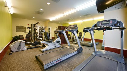 Fitness Center | Best Western Plus Airport Inn & Suites