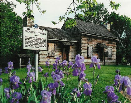 Davy Crockett Tavern Museum | Best Western Plus Morristown Conference Center Hotel
